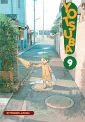 Okładka książki Yotsuba! #9 Kiyohiko Azuma