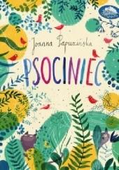 Okładka książki Psociniec Joanna Papuzińska