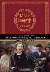 Okładka książki Małe kobietki Louisa May Alcott