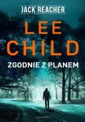 Okładka książki Zgodnie z planem Lee Child