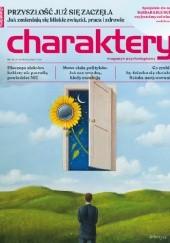 Okładka książki Charaktery, nr 10 (273) / październik 2019 Redakcja miesięcznika Charaktery