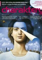 Okładka książki Charaktery, nr 11 (274) / listopad 2019 Redakcja miesięcznika Charaktery