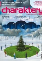 Okładka książki Charaktery, nr 12 (275) / grudzień 2019 Redakcja miesięcznika Charaktery