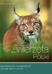 Okładka książki Zwierzęta Polski Renata Krzyściak-Kosińska
