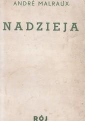 Okładka książki Nadzieja André Malraux