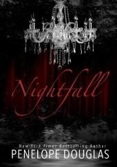 Okładka książki Nightfall Penelope Douglas