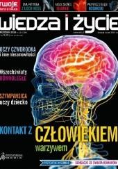 Okładka książki Wiedza i Życie 12/2019 (1020) Redakcja Wiedza i Życie