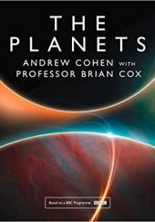 Okładka książki The Planets Brian Cox,Andrew Cohen
