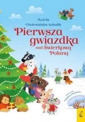 Okładka książki Pierwsza gwiazdka nad Świerkową Polaną Aniela Cholewińska-Szkolik