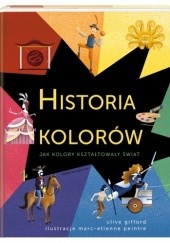 Okładka książki Historia kolorów