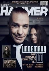 Okładka książki Metal Hammer nr 342 12/2019 Redakcja magazynu Metal Hammer
