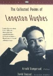Okładka książki The Collected Poems of Langston Hughes