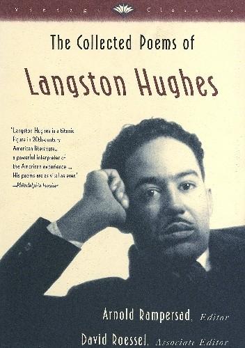 Okładka książki The Collected Poems of Langston Hughes Langston Hughes