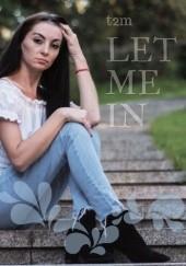Okładka książki Let me in t2m