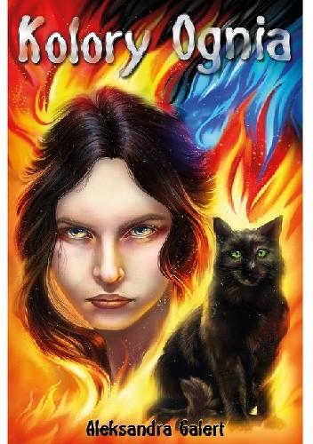 Okładka książki Kolory Ognia Aleksandra Galert