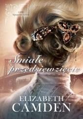 Okładka książki Śmiałe przedsięwzięcie Elizabeth Camden