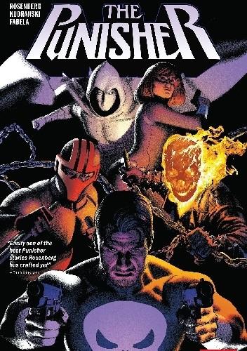 Okładka książki The Punisher Vol.3- Street By Street, Block By Block Szymon Kudrański,Matthew Rosenberg