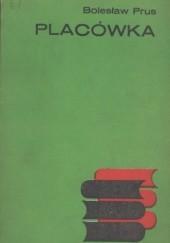 Okładka książki Placówka