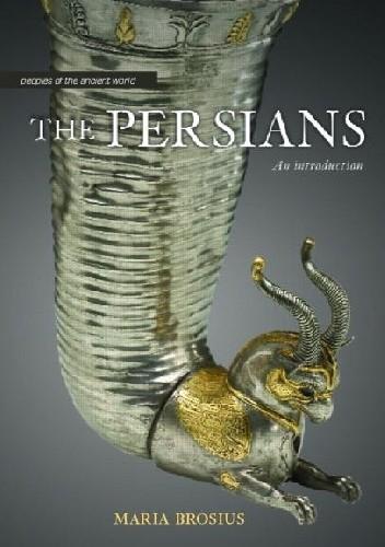 Okładka książki The Persians. An Introduction Maria Brosius