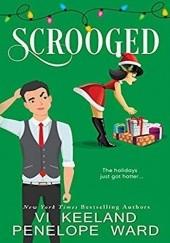 Okładka książki Scrooged Vi Keeland,Penelope Ward