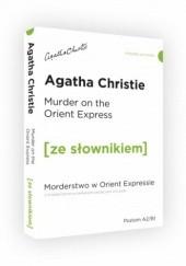 Okładka książki Murder on the Orient Express Agatha Christie