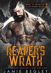 Okładka książki Reaper's Wrath Road to Salvation Book 2
