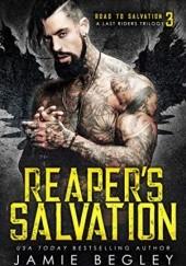 Okładka książki Road to Salvation: A Last Rider's Trilogy #3)