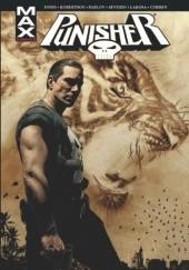 Okładka książki Punisher Max - Tom 7 Garth Ennis,Richard Corben,Darick Robertson,Goran Parlov,Lewis Larosa,John Severin