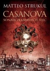Okładka książki Casanova. Sonata złamanych serc