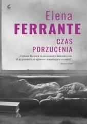 Okładka książki Czas porzucenia Elena Ferrante