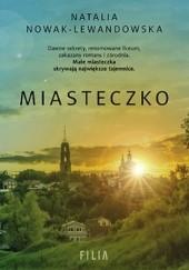 Okładka książki Miasteczko Natalia Nowak-Lewandowska