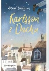Okładka książki Karlsson z Dachu Astrid Lindgren