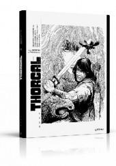 Okładka książki Thorgal- Wydanie Zbiorcze, czarno-białe Grzegorz Rosiński,Jean Van Hamme
