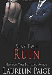 Okładka książki Ruin Laurelin Paige