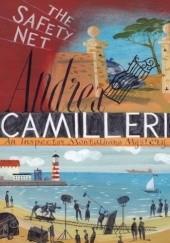 Okładka książki The Safety Net Andrea Camilleri
