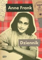 Okładka książki Dziennik Anne Frank