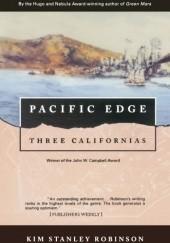Okładka książki Pacific Edge Kim Stanley Robinson