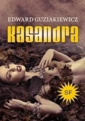Okładka książki Kasandra Edward Guziakiewicz
