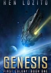 Okładka książki Genesis