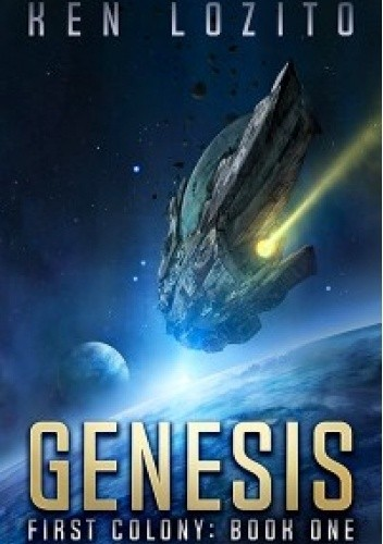 Okładka książki Genesis Ken Lozito