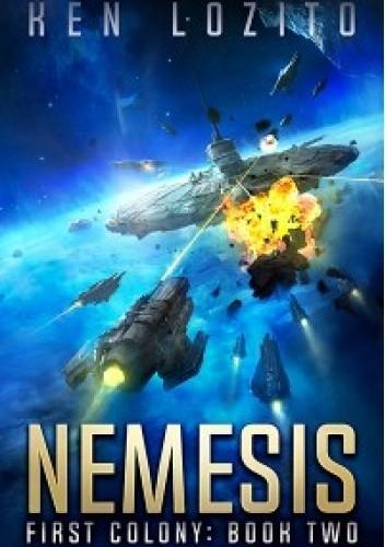 Okładka książki Nemesis Ken Lozito