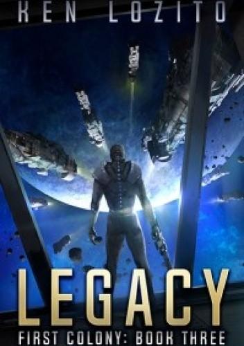 Okładka książki Legacy Ken Lozito