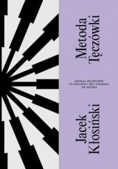 Okładka książki Metoda tęczówki Jacek Kłosiński