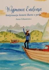 Okładka książki Wyprawa Endoasa Anna Gibasiewicz