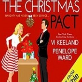Okładka książki The Christmas Pact Vi Keeland,Penelope Ward