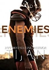 Okładka książki Enemies Tijan Meyer