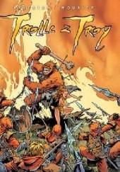 Okładka książki Trolle z Troy. Tom 1 Christophe Arleston,Jean-Louis Mourier