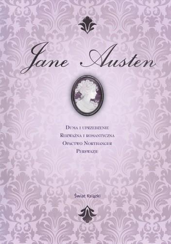 Okładka książki Jane Austen. Dzieła wybrane Jane Austen