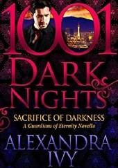 Okładka książki Sacrifice of Darkness Alexandra Ivy
