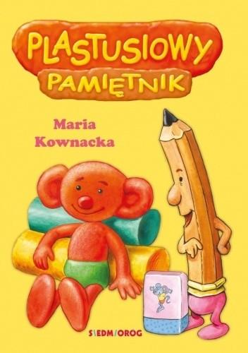 Okładka książki Plastusiowy pamiętnik Maria Kownacka